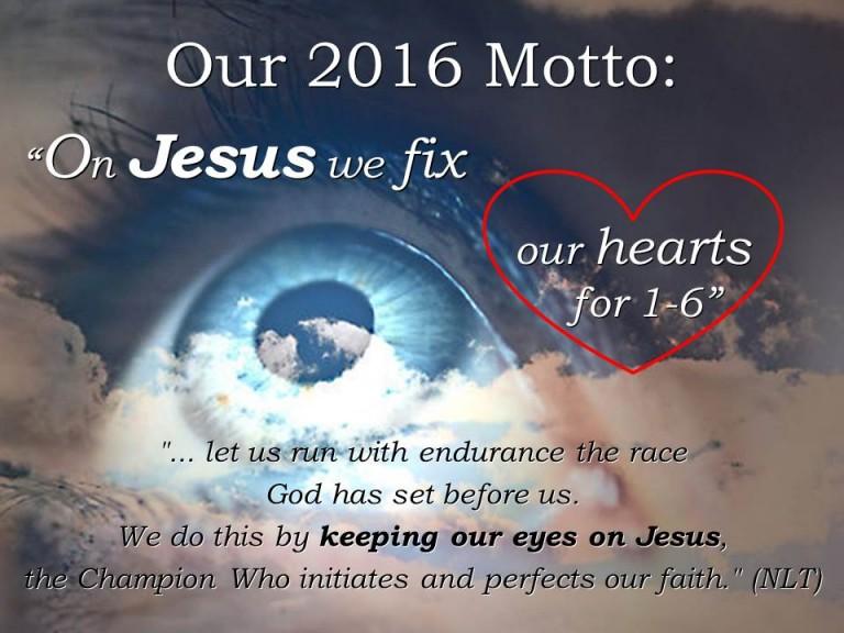 2016 Motto