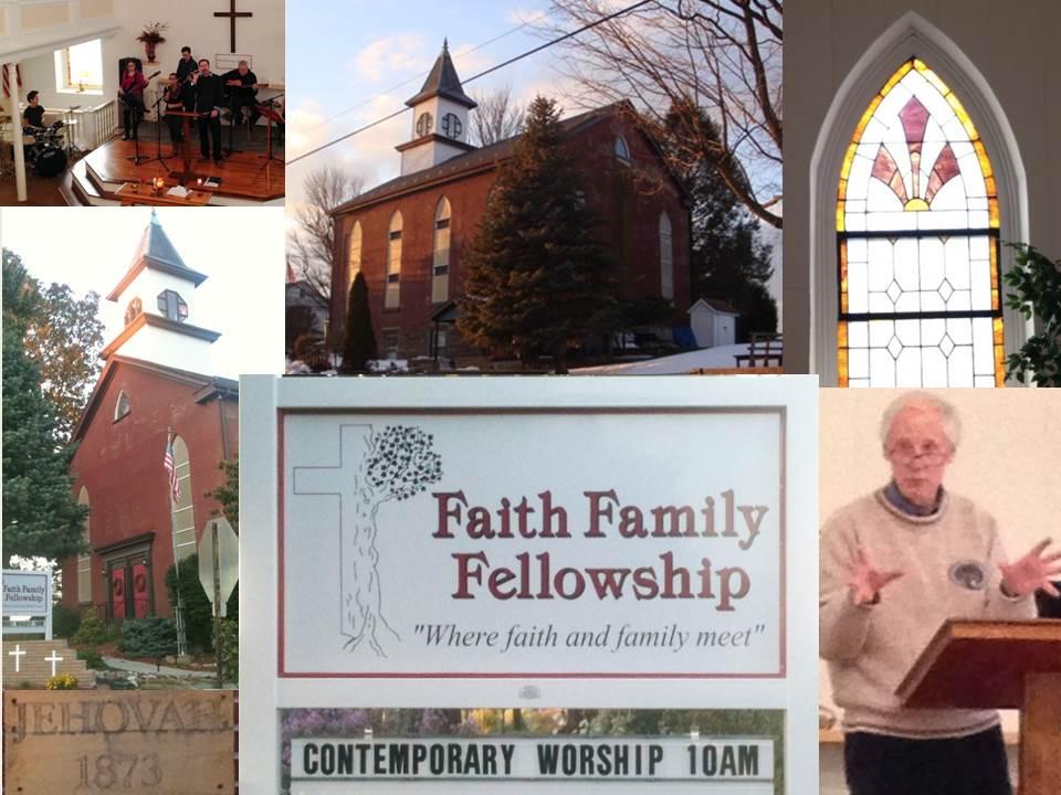 Where Faith and Family Meet